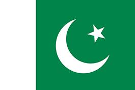 パキスタン国旗